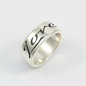 James Avery Love Ring - Retired